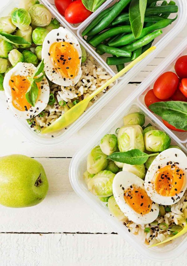 A Fast, Easy Meal Prep Anyone Can Do!