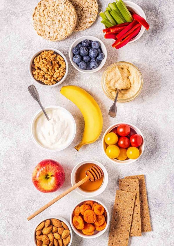 10 Easy Snacks That Will Keep Your Kids Full!