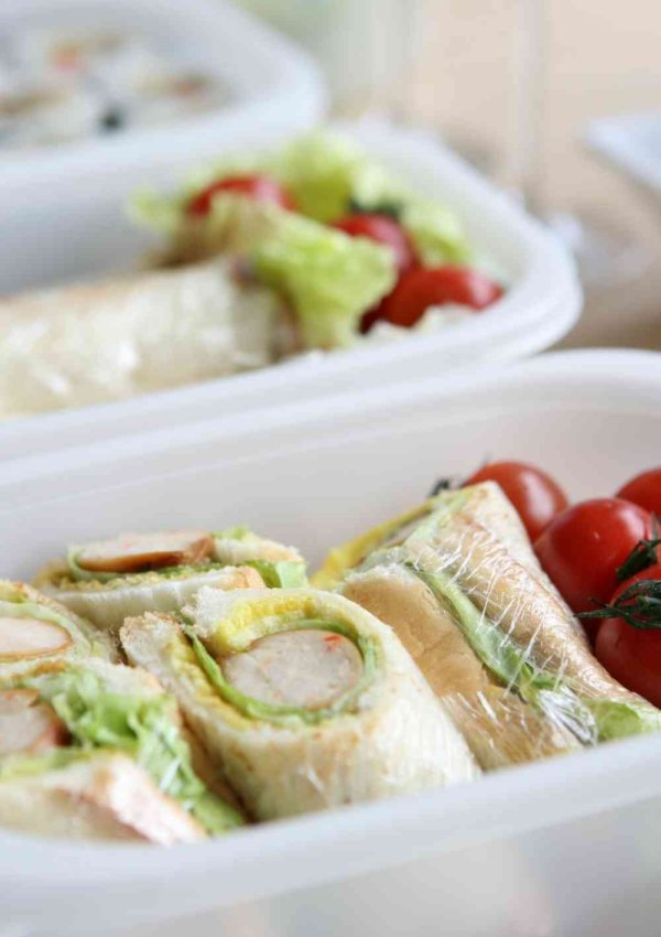 School Lunch Packing Made Easy!