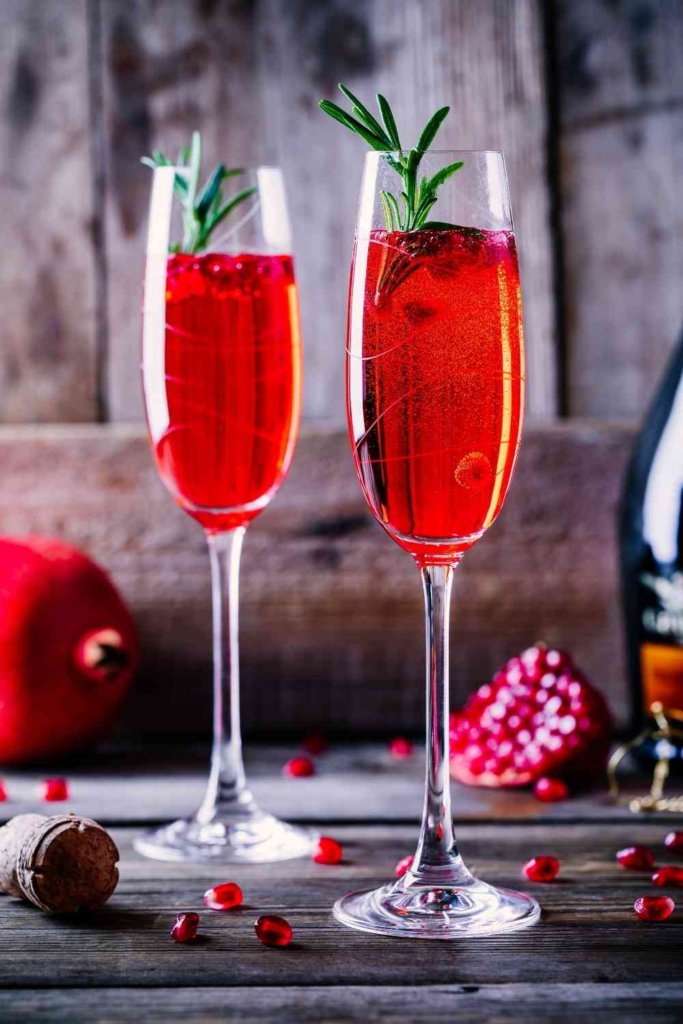low calorie holiday drinks