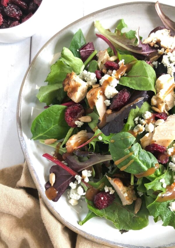 Easy Lunch | Two Simple Salad Recipes for Lunch