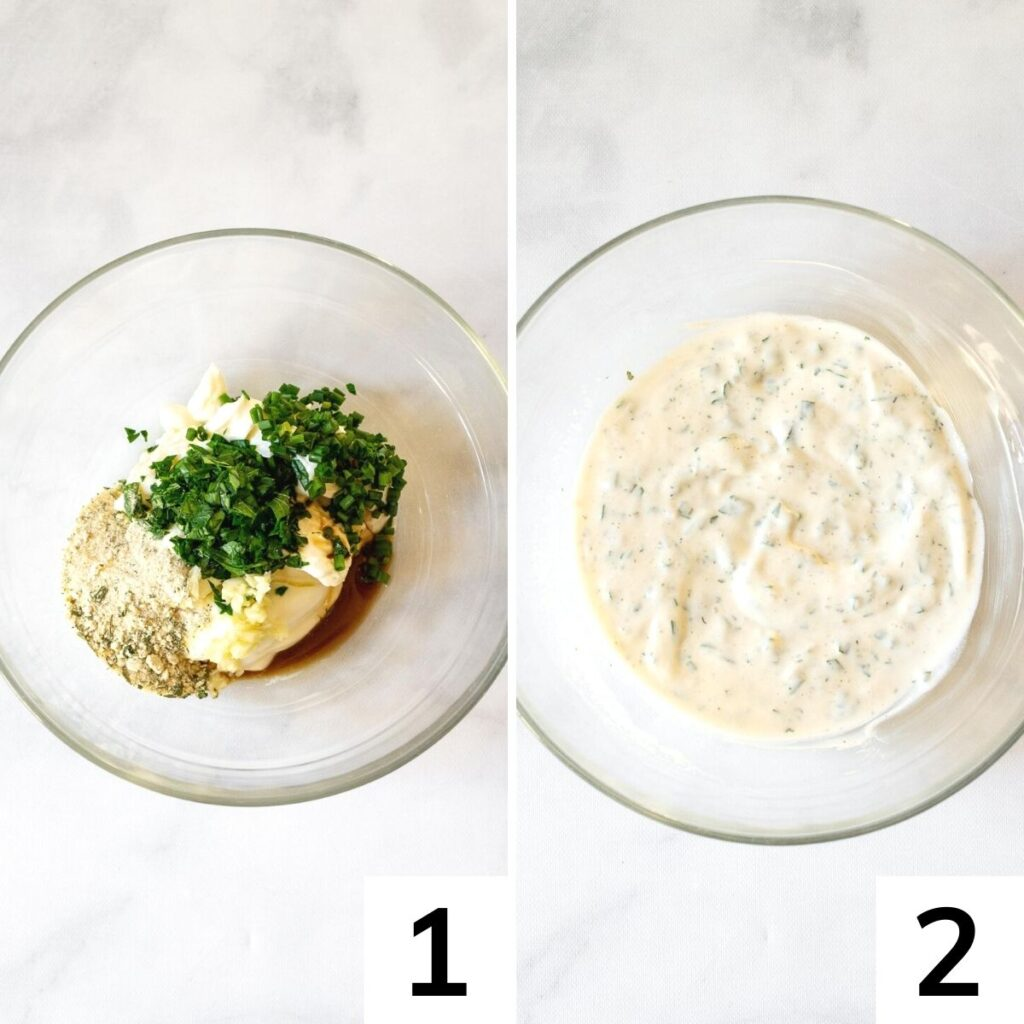 How to make this recipe step by step