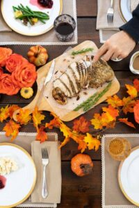 An Easy Thanksgiving Menu for a Small Gathering