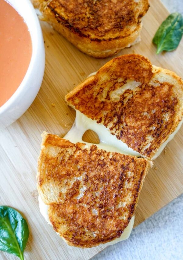 Perfect Starbucks Grilled Cheese (copycat recipe)